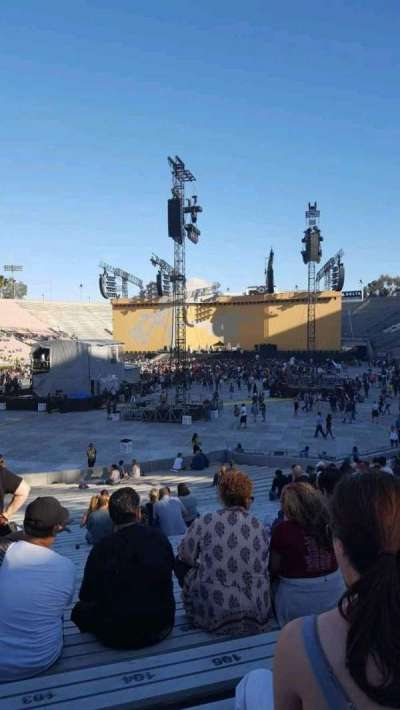 Rose Bowl, section: 13-H, row: 23, seat: 102