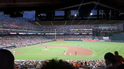 Oriole Park at Camden Yards, section: 23, row: 8, seat: 3