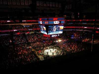 American Airlines Center, section: 329, row: A, seat: 1
