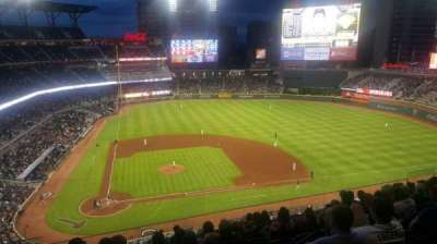 SunTrust Park, section: 322, row: 10, seat: 21