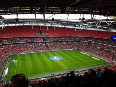 Wembley Stadium, section: 503, row: 35