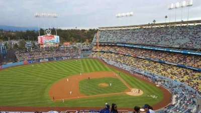 Dodger Stadium, section: 17RS, row: BB, seat: 6