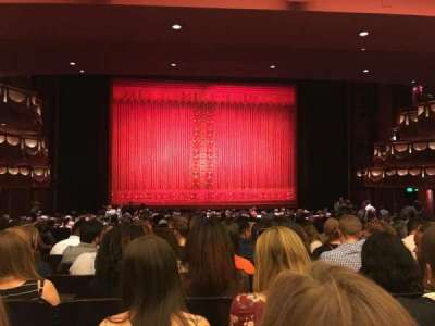 Prince Edward Theatre, section: Stalls, row: Z, seat: 22