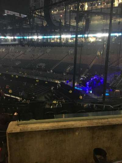 Air Canada Centre, section: 116, row: 25, seat: 14