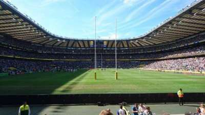Twickenham Stadium, section: L34, row: 11, seat: 169
