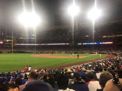 PETCO Park, section: 122, row: 19, seat: 7