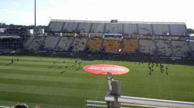 Mapfre Stadium, section: 206, row: 7, seat: 4