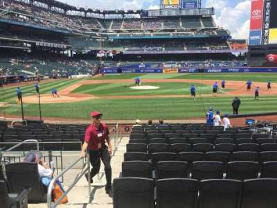 Citi Field, section: 11, row: 14, seat: 1