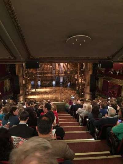 PrivateBank Theatre, section: Mezzanine LC, row: M, seat: 301