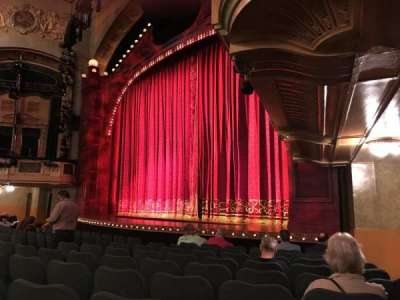 Shubert Theatre, section: Orchestra Right, row: K, seat: 25