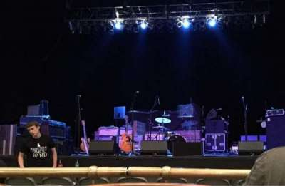 Merriam Theater, section: Orc, row: C, seat: 102