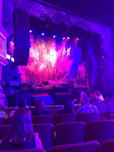 Shubert Theatre (Boston), section: Orchestra Left, row: E, seat: 11