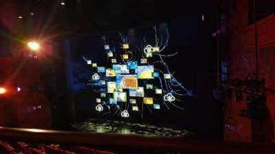 August Wilson Theatre, section: Mezzanine, row: A, seat: 18