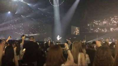 The SSE Hydro, section: BK 002, row: L, seat: 24