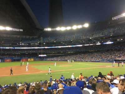 Rogers Centre, section: 128R, row: 18, seat: 10
