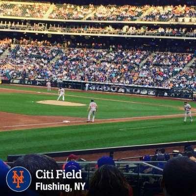 Citi Field section 125