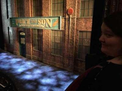 Al Hirschfeld Theatre section Right Box