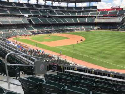 SunTrust Park section 213