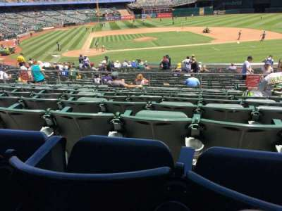 Oakland Alameda Coliseum, section: 114, row: 29, seat: 2
