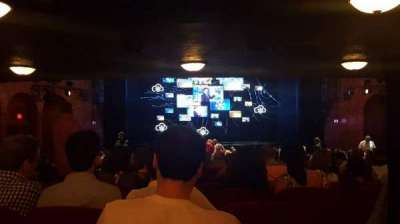 August Wilson Theatre, section: Orchc, row: Z, seat: 113