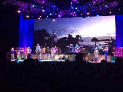 Veterans United Home Loans Amphitheater, section: 102, row: J, seat: 11