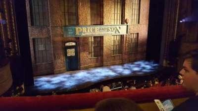 Al Hirschfeld Theatre, section: LMezz, row: B, seat: 5