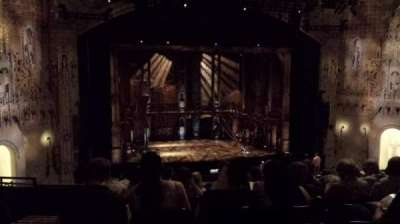 Orpheum Theatre (San Francisco), section: Mezzanine LC, row: K, seat: 127
