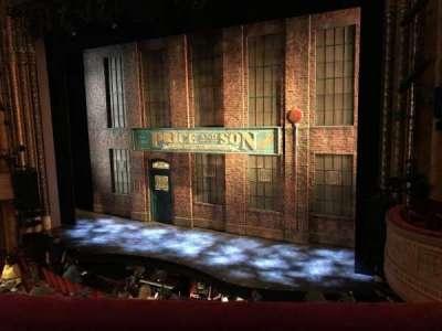 Al Hirschfeld Theatre section Mezzanine Right