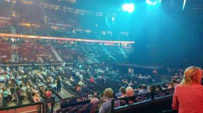 Canadian Tire Centre, section: 117, row: L, seat: 1