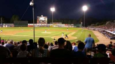 Dodd Stadium, section: 13, row: R, seat: 3