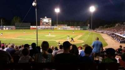 Dodd Stadium, section: 13, row: R, seat: 3