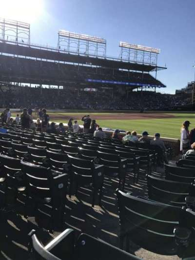 Wrigley Field, section: 36, row: 8, seat: 1,2