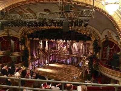 Richard Rodgers Theatre section Rear Mezzanine R