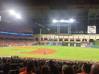 Minute Maid Park, section: 128, row: 37, seat: 4