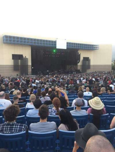 Glen Helen Amphitheater, section: Loge 8, row: N, seat: 19