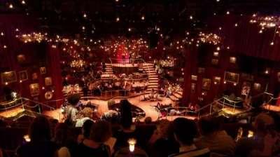 Imperial Theatre, section: Rear Mezzanine, row: E, seat: 6