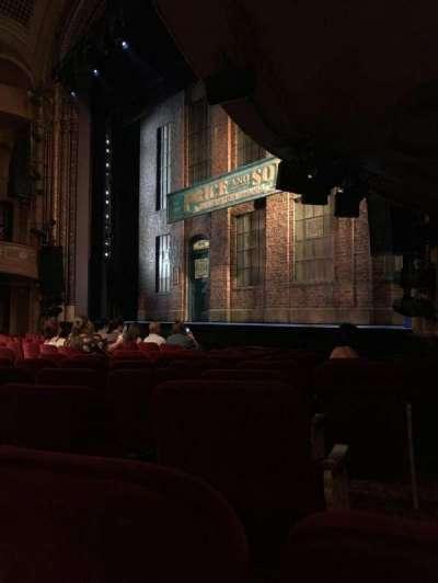 Al Hirschfeld Theatre section OrchestraR