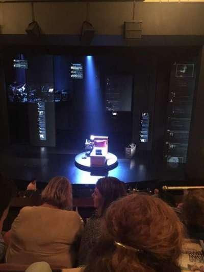 Music Box Theatre, section: Mezz C, row: D, seat: 102
