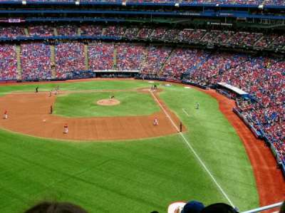 Rogers Centre, section: 541R, row: 5, seat: 5