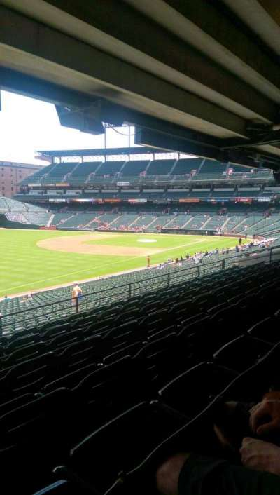 Oriole Park at Camden Yards section 67
