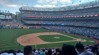 Yankee Stadium, section: 226, row: 13, seat: 15