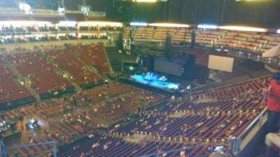 KFC Yum! Center, section: 310, row: D, seat: 14