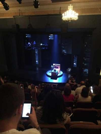 Music Box Theatre section Right Mezz