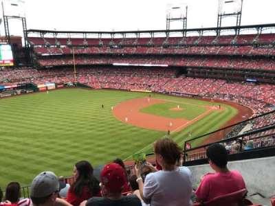 Busch Stadium, section: 367, row: 8, seat: 6