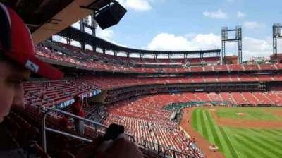 Busch Stadium section 230