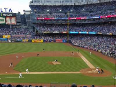 Yankee Stadium, section: 223, row: 14, seat: 20