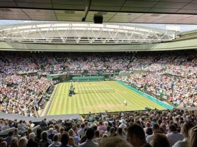 Wimbledon, Centre Court section 301