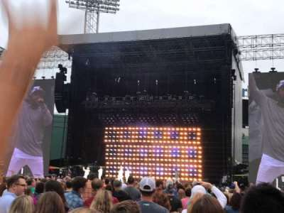 Fenway Park, section: C3, row: 7, seat: 7