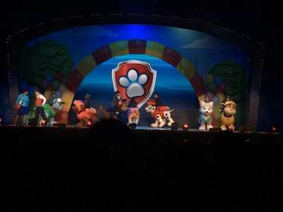 Fox Theatre (Atlanta), section: ORCHC, row: AA, seat: 108
