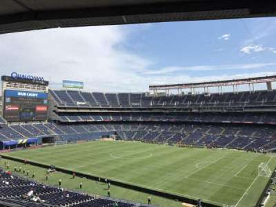 Qualcomm Stadium, section: C12, row: 12, seat: 1
